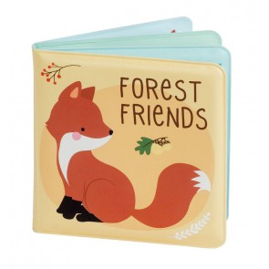 A Little Lovely Company - Badebüchlein, Forest friends