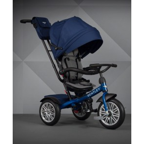 Bentley Trike Dreirad 6 in 1 - Sequin blue