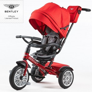 Bentley Trike Dreirad 6 in 1 - Dragon red