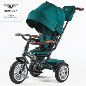 Bentley Trike Dreirad 6 in 1 - Spruce Green