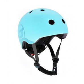 Scoot&Ride - Helm, Blueberry S-M
