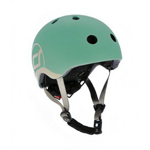 Scoot&Ride - Helm, Forest XXS-S