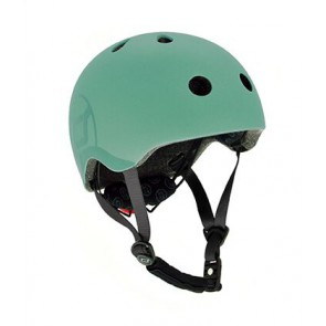 Scoot&Ride - Helm, Forest S-M