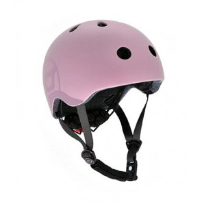 Scoot&Ride - Helm, Rose S-M