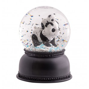 A Little Lovely Company - Schneekugel Lampe, Panda